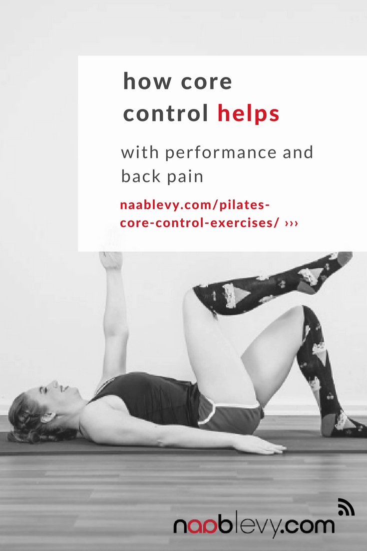 How core control helps with performance and back pain #naablevy #backpainexercises #corestrength #coreexercises #crunchlessabs #coreworkout