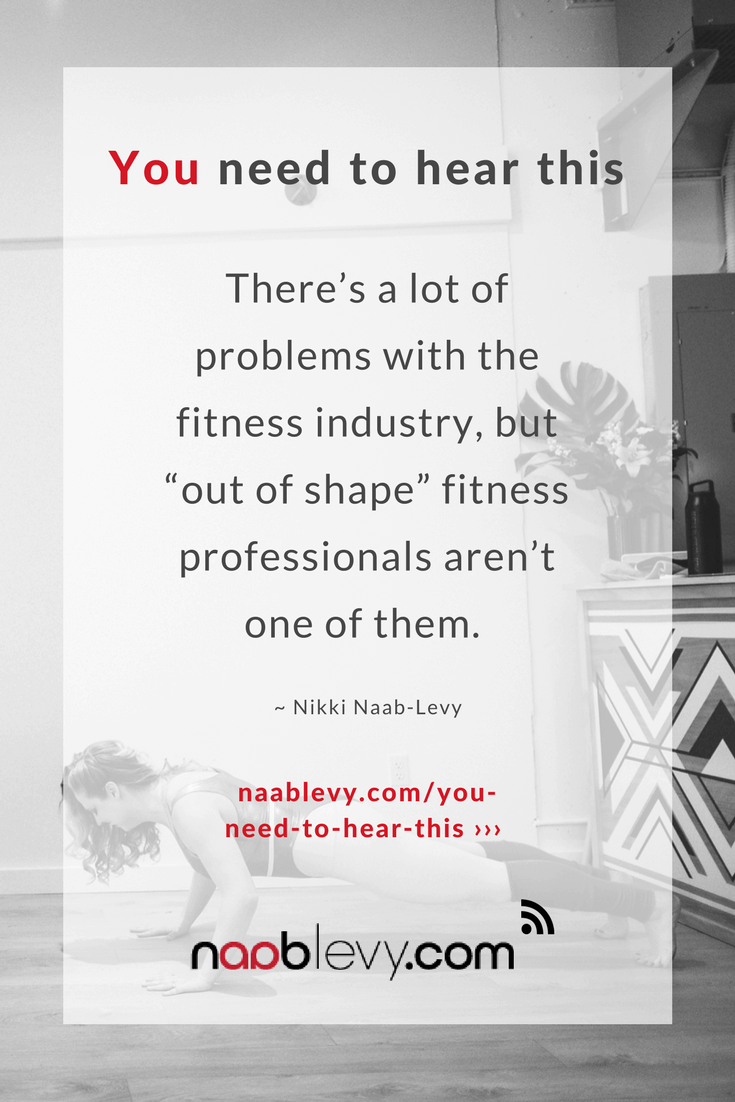 You Need To Hear This #bodypositivity #fitnessquotes #fitspiration #bodypositive #bodypositivequotes #naablevy